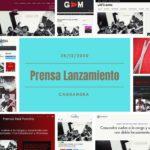 Prensa Chile 2020 Cassandra