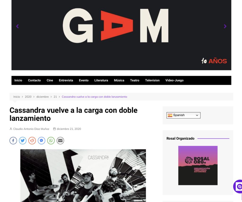 GAM-Cassandra-Prensa-Chile-Tus-Cicatrices-Fumese-Uno